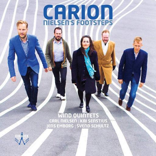 Carion – Nielsen's footsteps,Wind Quintets
