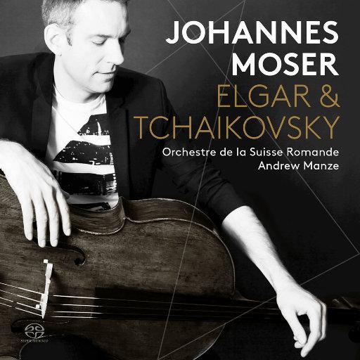 埃尔加:大提琴协奏曲/ 柴可夫斯基: 洛可可主题变奏曲,Johannes Moser