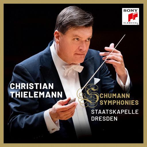 舒曼: 交响曲,Christian Thielemann,Staatskapelle Dresden