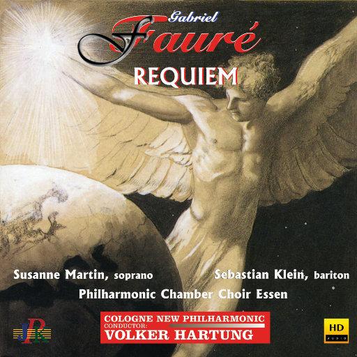 福莱 : D小调安魂曲, Op. 48,爱森爱乐室内合唱团,克莱因 ,马丁