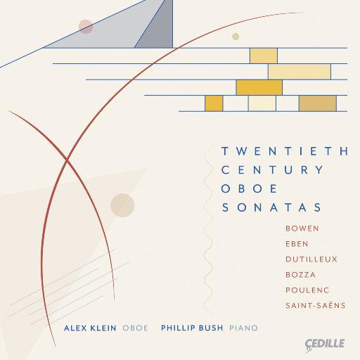 二十世纪双簧管奏鸣曲集,亚历克斯·克莱恩,菲利普·布什