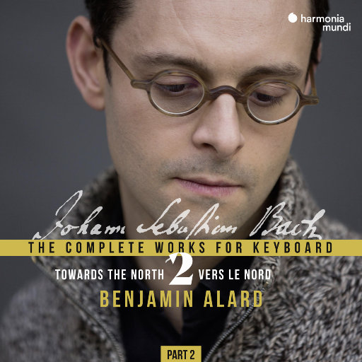 巴赫: 完整键盘乐合辑, Vol. 2.2,Benjamin Alard,Gerlinde Sämann