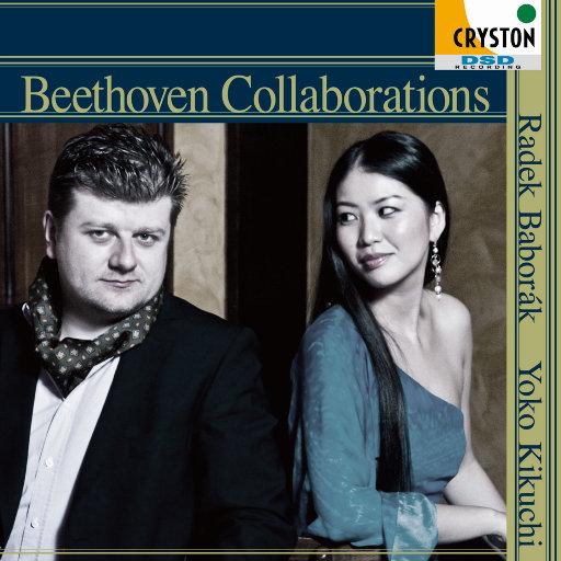 Beethoven Collaborations (2.8MHz DSD),Redek Baborak,菊池洋子