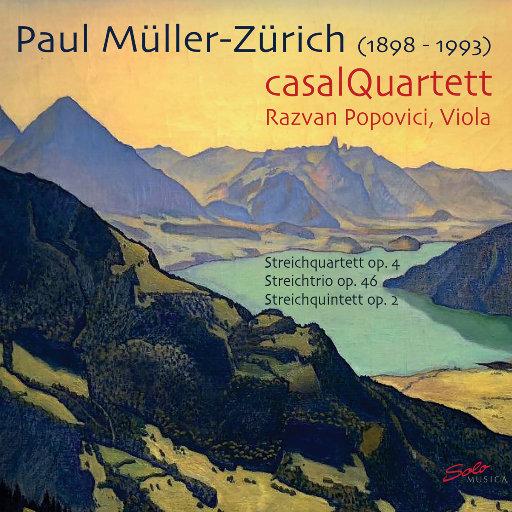 Müller-Zürich: 为弦乐而作的室内乐,Casal Quartett