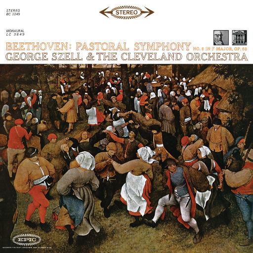 """贝多芬: F大调第六交响曲""""田园"""", Op. 68,George Szell"""