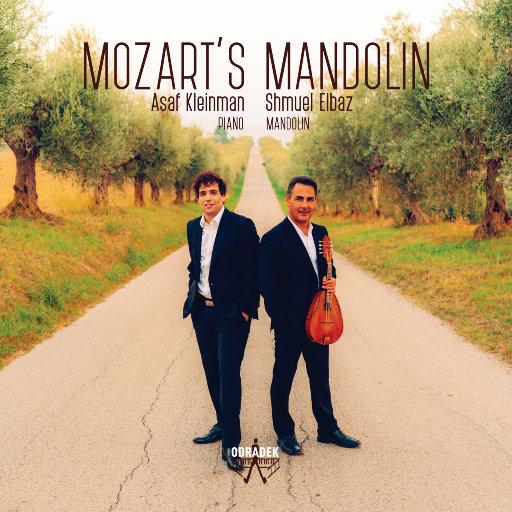 莫扎特的曼陀林 (Mozart's Mandolin),Asaf Kleinman,Shmuel Elbaz