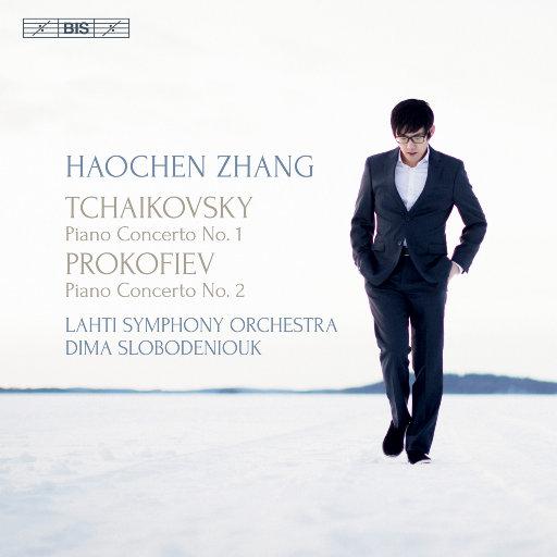 柴可夫斯基: 第一钢琴协奏曲 & 普罗科菲耶夫: 第二钢琴协奏曲,张昊辰