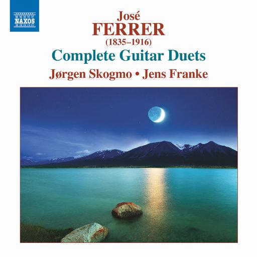Ferrer: 完整吉他二重奏,Jørgen Skogmo,Jens Franke