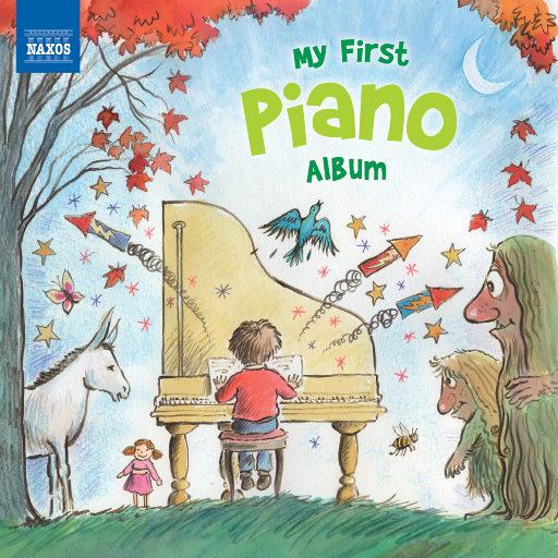 """我的第一张钢琴专辑(拿索斯""""My First""""精选),Various Artists"""