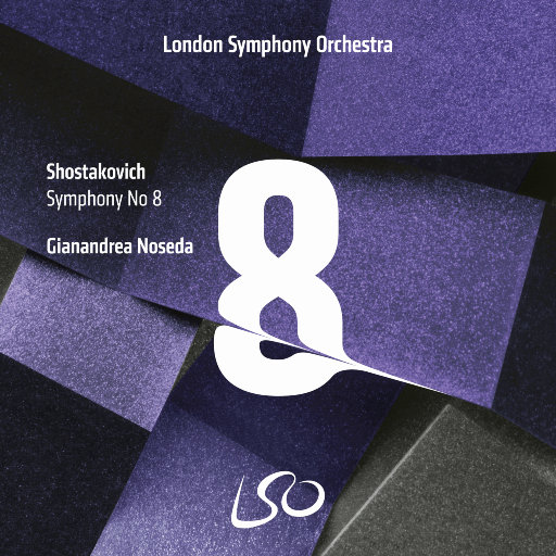 肖斯塔科维奇: 第八交响曲,London Symphony Orchestra,Gianandrea Noseda