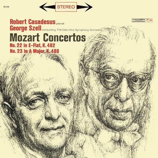 莫扎特: 钢琴协奏曲第 22 & 23 号 (Remastered),George Szell