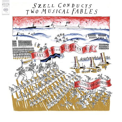 赛尔指挥的两部音乐寓言 (Szell Conducts Two Musical Fables) (Remastered),George Szell