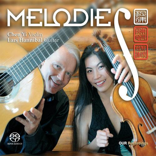 Melodies (小提琴:陈怡,吉他:拉尔斯·汉尼拔)[5.1CH],陈怡