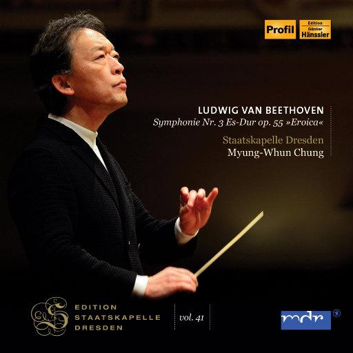 """贝多芬: 降E大调第三交响曲, Op. 55 """"英雄"""" (Live),Staatskapelle Dresden,Myung-Whun Chung"""