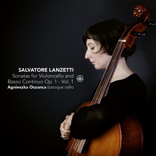 大提琴独奏和通奏低音奏鸣曲, Op. 1 (第一卷),Agnieszka Oszanca