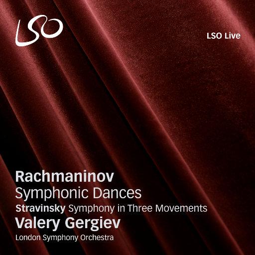 拉赫玛尼诺夫: 交响舞曲 (Symphonic Dances),London Symphony Orchestra,Valery Gergiev