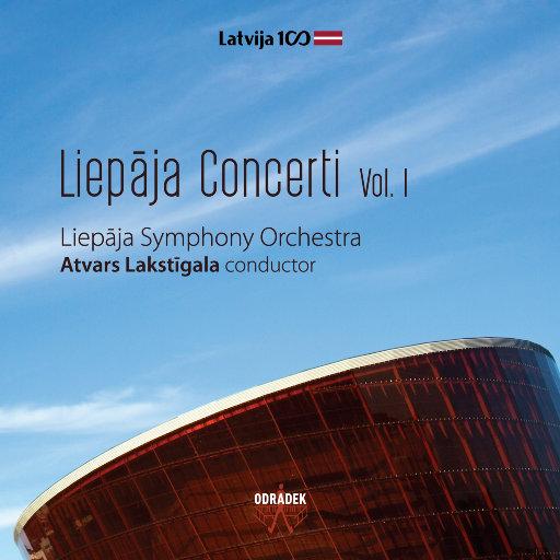 利耶帕亚协奏曲 Vol. I (Liepāja Concerti Vol. I),Liepāja Symphony Orchestra