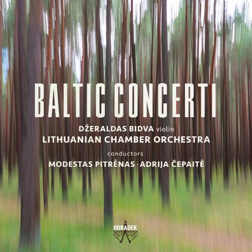 波罗的海协奏曲 (Baltic Concerti),Džeraldas Bidva,Modestas Pitrėnas