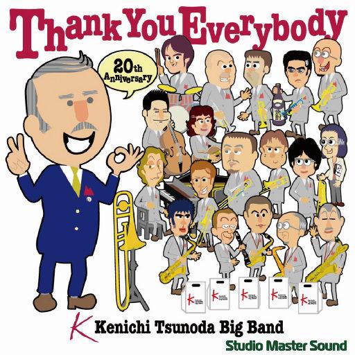 Thank You Everybody,KENICHI TSUNODA BIGBAND