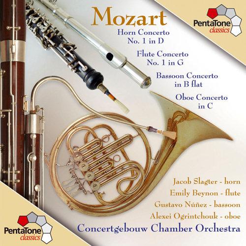 莫扎特: 木管协奏曲,Henk Rubingh
