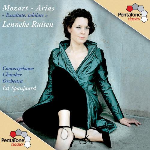 莫扎特: 阿里亚斯协奏曲 (Ruiten),Lenneke Ruiten
