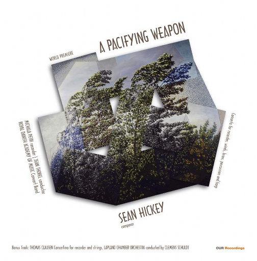 安抚的武器 (A Pacifying Weapon),Michala Petri, Jean Thorel & Royal Danish Academy of Music Concert Band, Lapland Chamber Orchestra & Clemens Schuldt