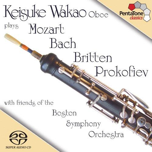 巴赫/莫扎特/布里顿/普罗科菲耶夫: 双簧管作品,Keisuke Wakao