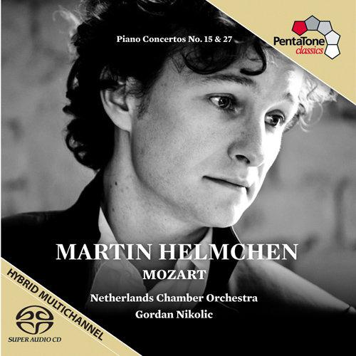 莫扎特: 第十五、第二十七钢琴协奏曲,Martin Helmchen