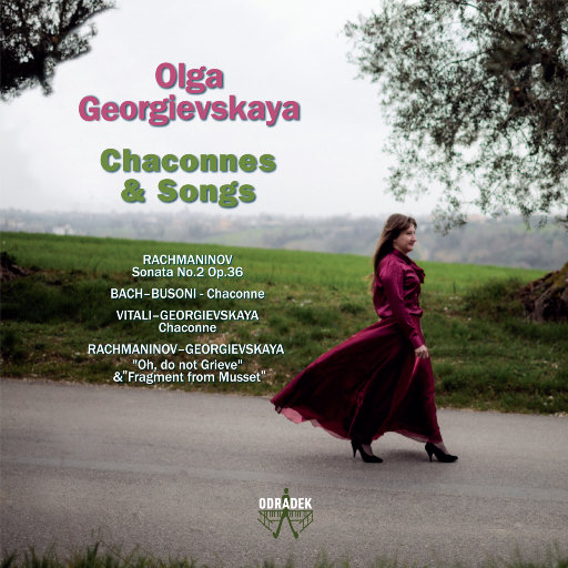 恰空 & 歌曲 (Chaconnes & Songs),Olga Georgievskaya