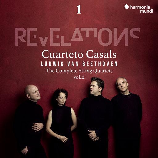 贝多芬: 启示录 1 (Beethoven : Revelations, 1),Cuarteto Casals