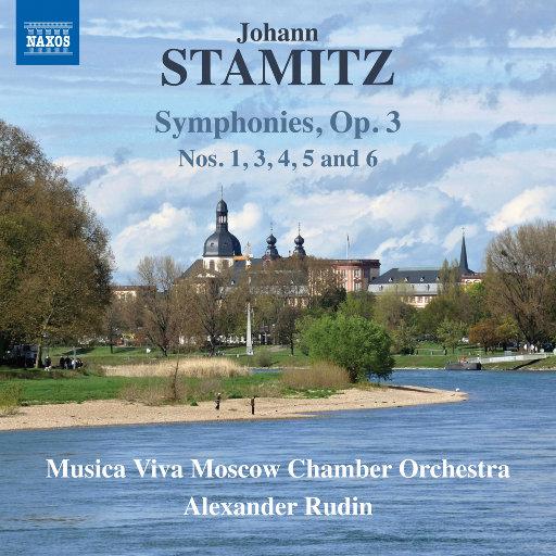 斯塔米茨: 第1 & 3-6号交响曲, Op.3,Musica Viva,Alexander Rudin