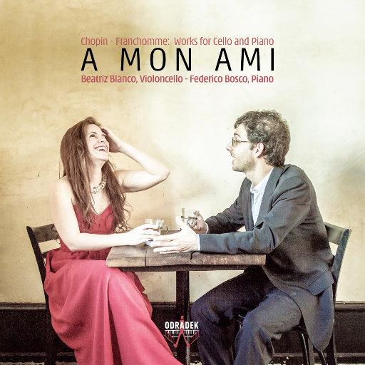 致友人 (A Mon Ami),Beatriz Blanco, Federico Bosco