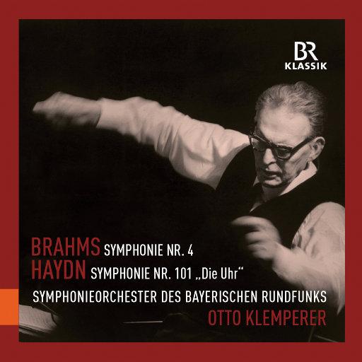 奥托·克伦佩勒指挥海顿与勃拉姆斯作品 (Otto Klemperer Conducts: Haydn and Brahms),Symphonieorchester des Bayerischen Rundfunks,Otto Klemperer