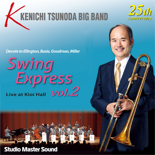 Swing Express Vol.2 Live at Kioi Hall,KENICHI TSUNODA BIGBAND