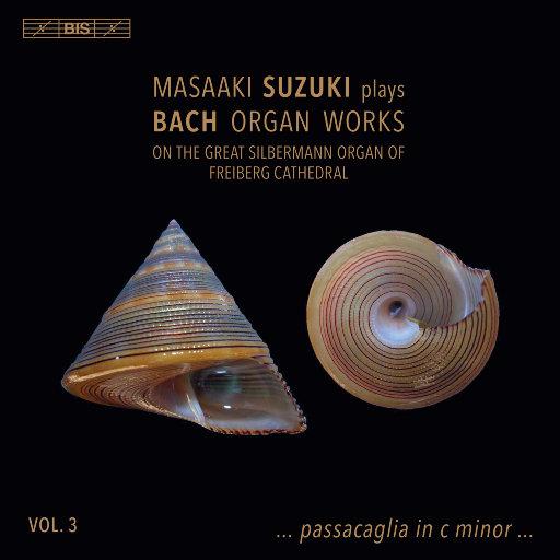 铃木雅明演奏巴赫管风琴作品 (Vol. 3),铃木雅明(Masaaki Suzuki)