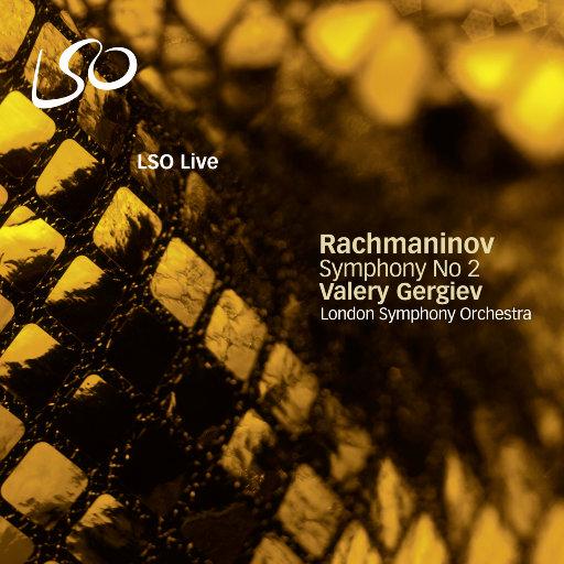 拉赫玛尼诺夫: 第二交响曲 (捷杰耶夫 & 伦敦交响乐团),London Symphony Orchestra, Valery Gergiev