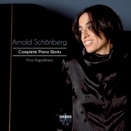 勋伯格钢琴作品全集 (Schoenberg: Complete Piano Works),Pina Napolitano