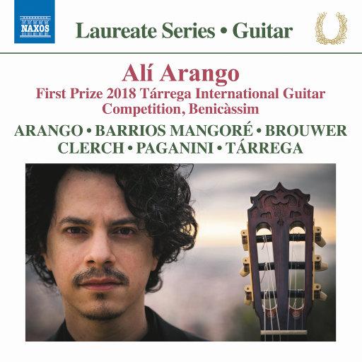 拿索斯桂冠系列 - 阿里·阿朗戈吉他独奏音乐会 (Alí Arango Guitar Laureate Recital),Alí Arango