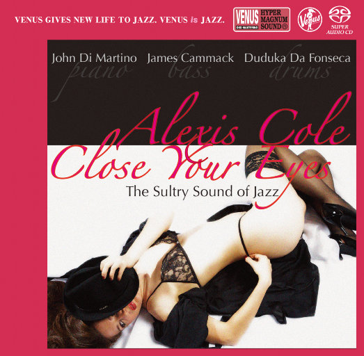 Close Your Eyes,Alexis Cole