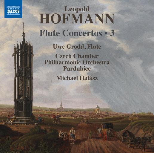 霍夫曼: 长笛协奏曲 (Vol. 3),Uwe Grodd,Czech Chamber Philharmonic Orchestra Pardubice,Michael Halász