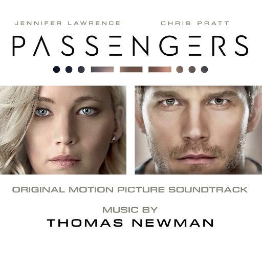 《太空旅客(Passengers)》电影原声带,Thomas Newman