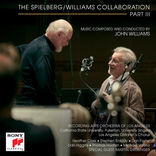 斯皮尔伯格 & 约翰威廉姆斯合作配乐辑 - Part III,John Williams