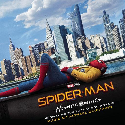 《蜘蛛侠: 英雄归来》电影原声带,Michael Giacchino