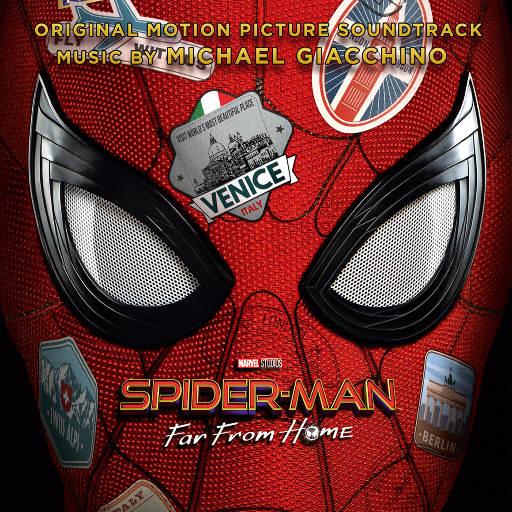 《蜘蛛侠: 英雄远征》电影原声音乐,Michael Giacchino