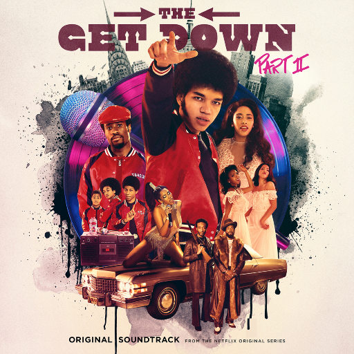 美剧《少年嘻哈梦 (The Get Down)》原声音乐 (Part II),Various Artists