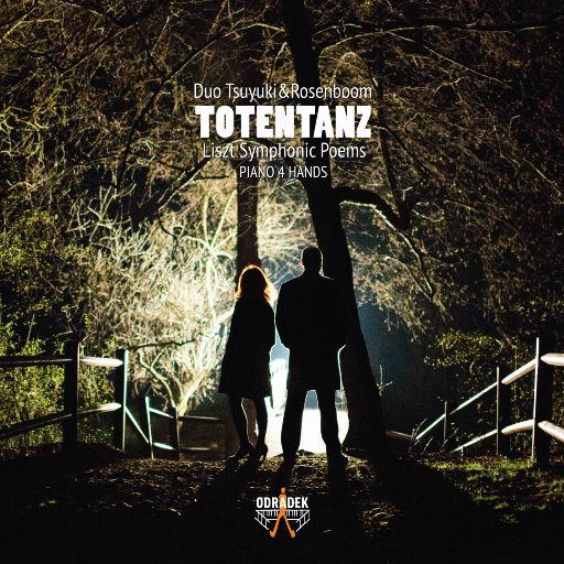 李斯特: 死之舞 (Totentanz) & 交响诗 (Symphonic Poems),Duo Tsuyuki & Rosenboom