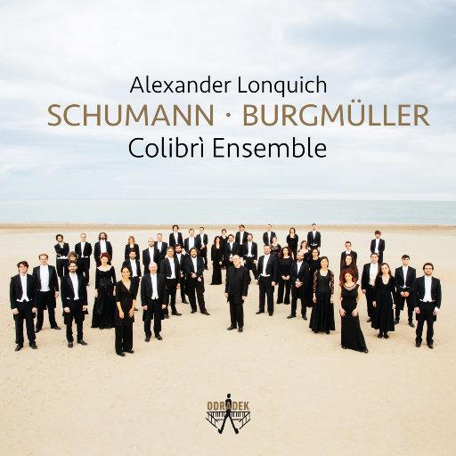 舒曼 & 布格缪勒作品 (Schumann - Burgmüller),Alexander Lonquich, Colibrì Ensemble