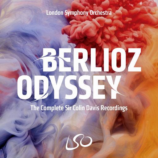 柏辽兹传奇: 科林·戴维斯录音全集 (Berlioz Odyssey: The Complete Colin Davis Recordings),London Symphony Orchestra,Sir Colin Davis