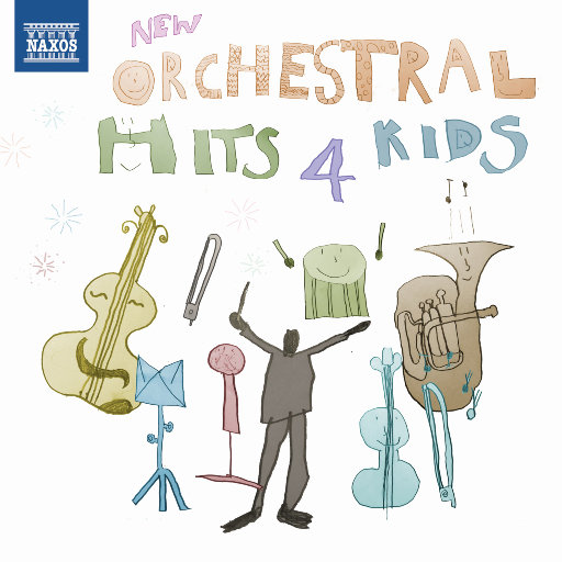 New Orchestral Hits 4 Kids,Mr. E & Me,Heming Valebjørg,Erik Johannessen,Mari Boine,Norwegian Radio Orchestra,Norwegian Girls Choir,Ingar Bergby,Anne Karin Sundal-Ask,Anders Eljas