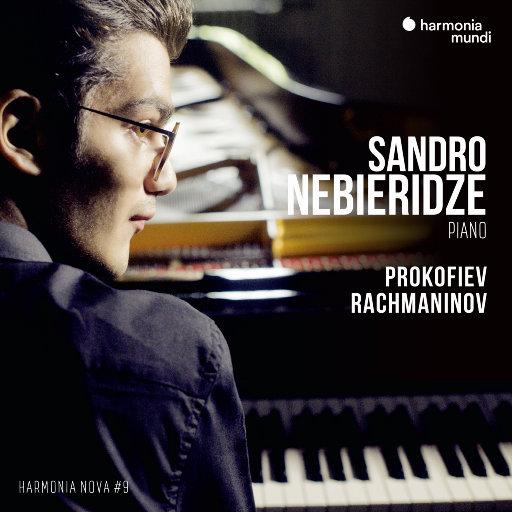 乐满地明日之星系列9 - 桑德罗·内比瑞兹演奏普罗科菲耶夫 & 拉赫玛尼诺夫作品 (harmonia nova #9),Sandro Nebieridze